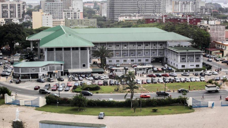 Vue du palais de justice d'Abidjan (photo d'archives).